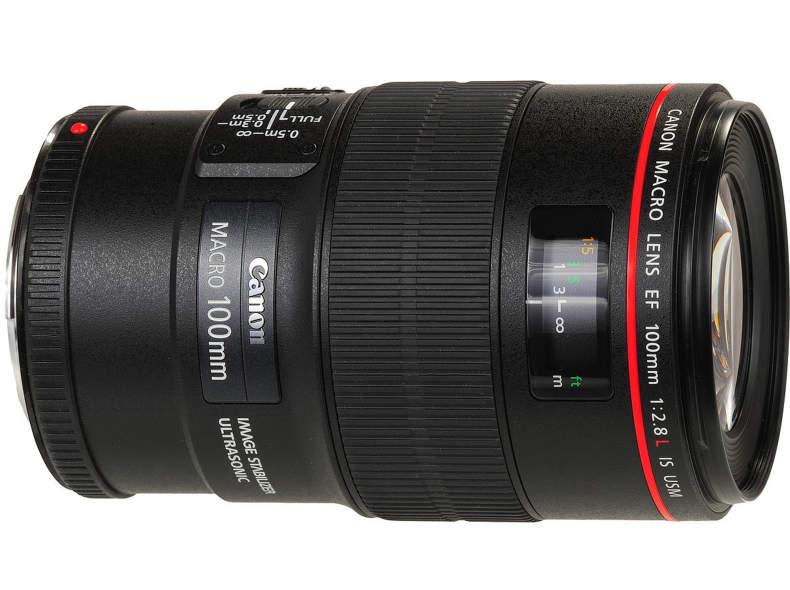 26556 Canon EF 100mm f/2.8L Macro IS USM