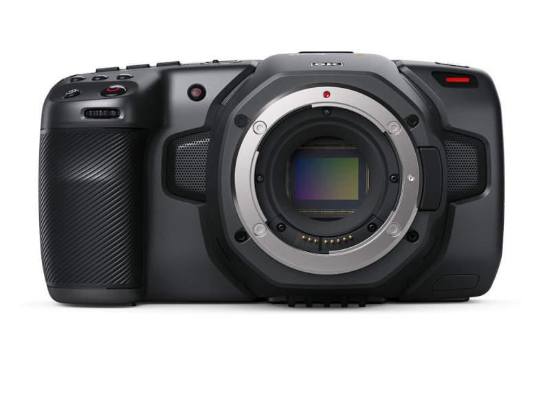 26572 Blackmagic Pocket Cinema Camera 6K