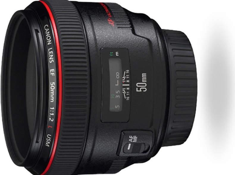 26579 Objektiv Canon EF 50mm F1.8
