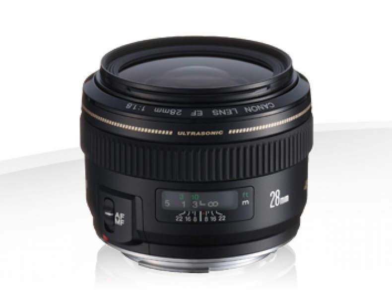 26580 Objektiv Canon EF 28mm F1.8