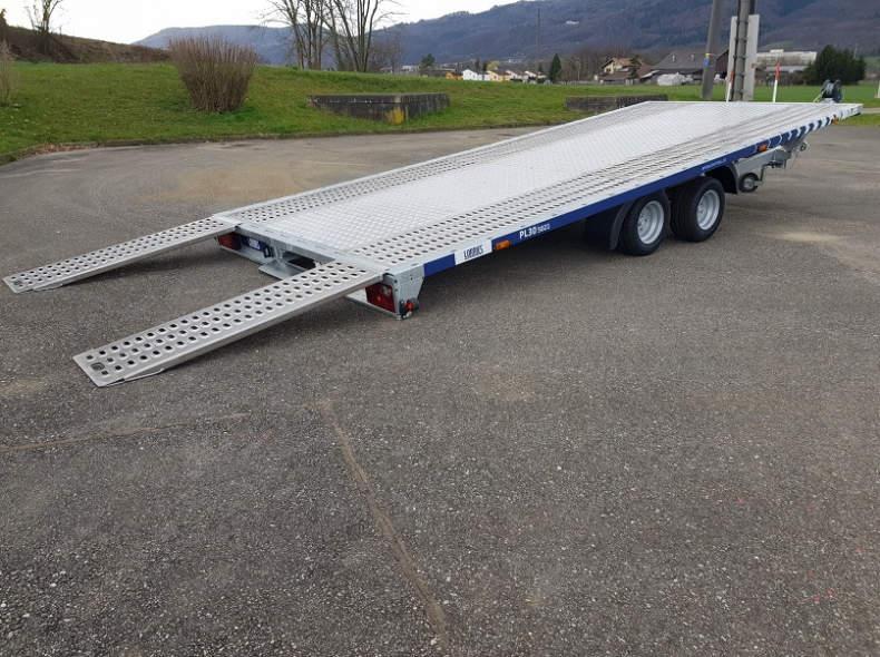 26606 Autotransporter Autoanhänger 2700