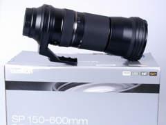 26619 Tamron SP 150-600mm Objektiv Canon