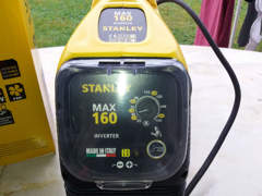 26634 Elektroden Schweissgerät Stanley