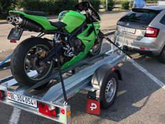 26635 Motorrad Anhänger 750kg