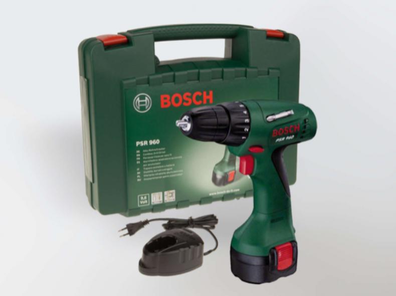 26658 Akkuschrauber Bosch PSR 960