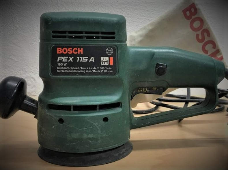 26676 Exzenterschleifer Bosch