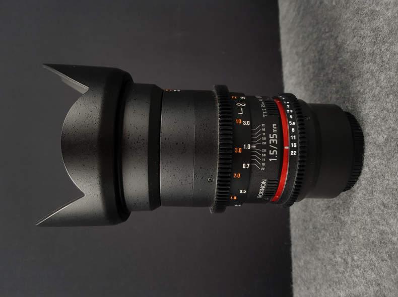 26684 Rokinon 35mm T1.5 MFT Cine Objektiv