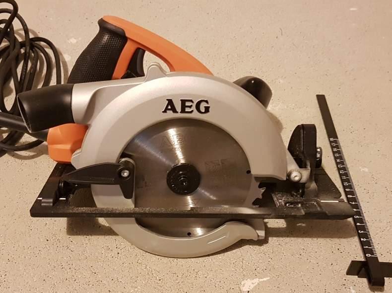 2794 Handkreissäge AEG KS 55C