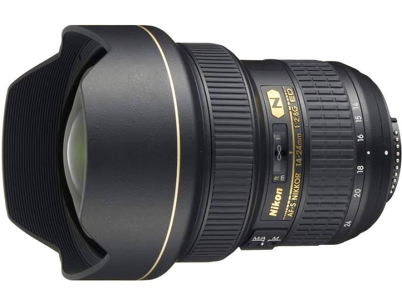 26759 Nikom 14-24mm / f2.8 Linse