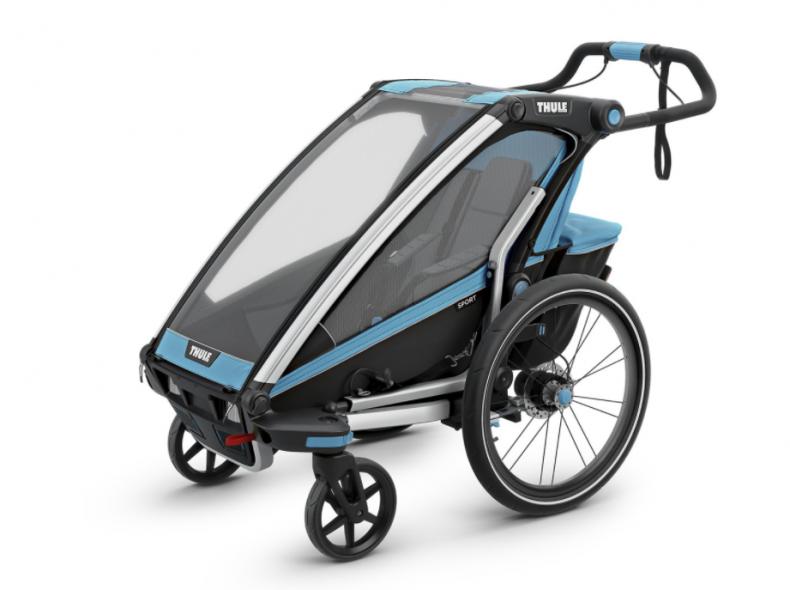 26760 Veloanhänger Thule Chariot Sport 1