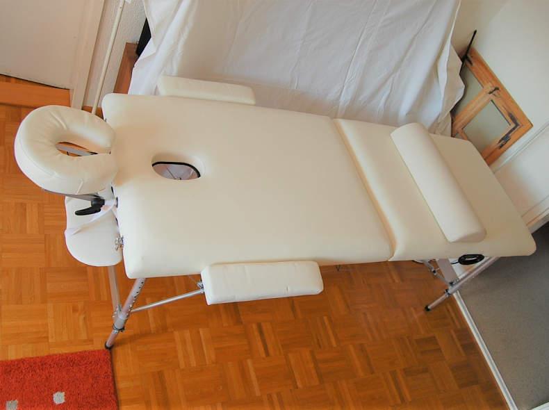 26776 Massage-Liege (klappbar)
