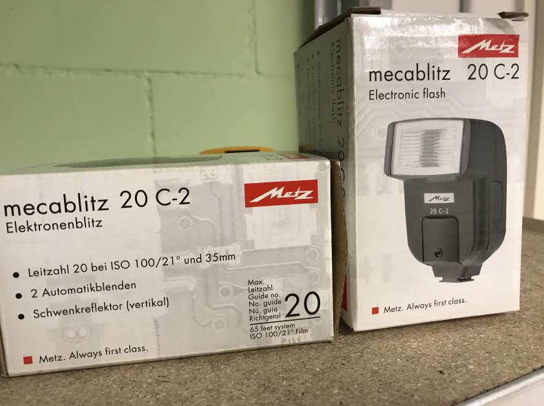 26809 Metz Megablitz 20 C-2