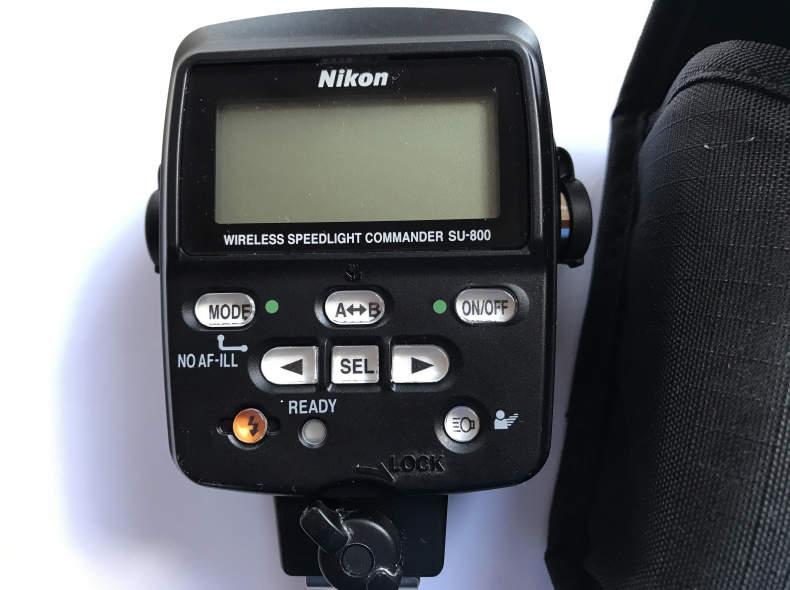 26813 Nikon Blitz-Fernsteuerungseinheit