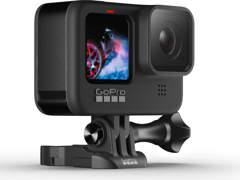26825 GoPro 9 Black mit Zusatzakku mieten