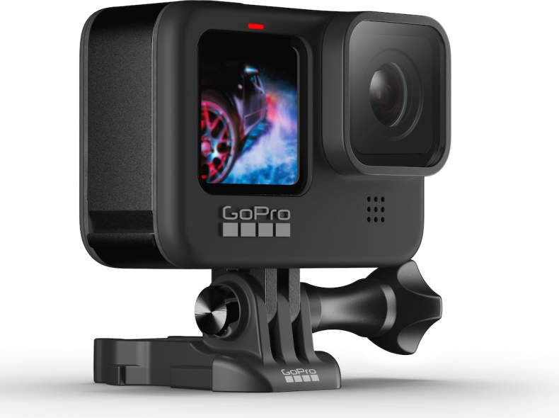 26825 GoPro 9 Black mit Zusatzakku