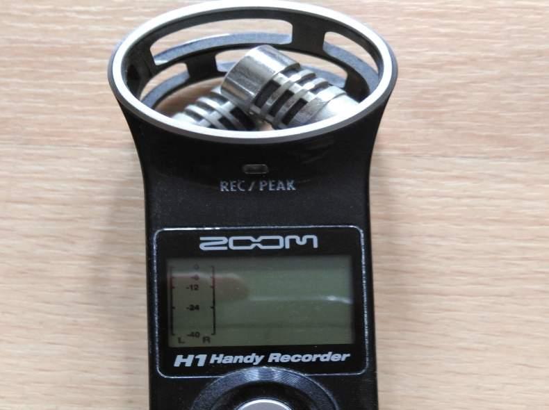 2809 Zoom Aufnahmegerät