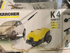 26879 Hochdruckreiniger K 4 Compact