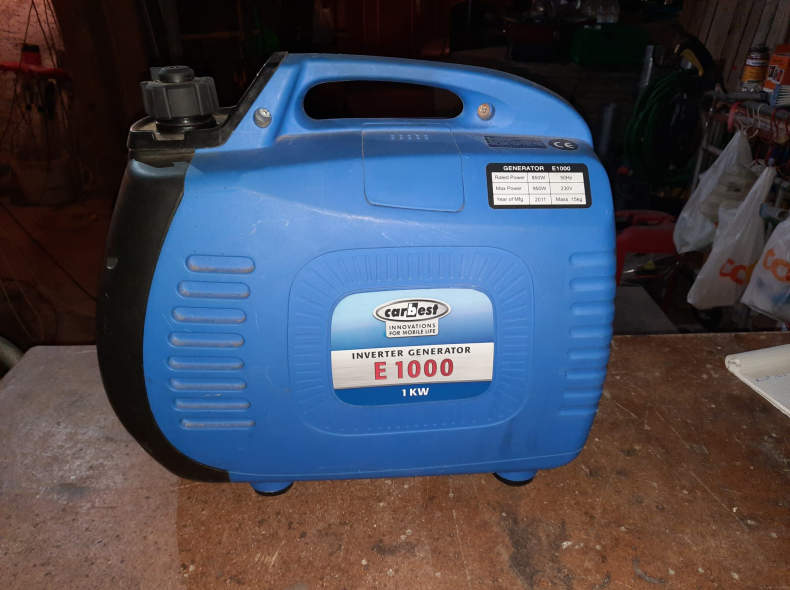 26924 Notstrom Generator 1 KW