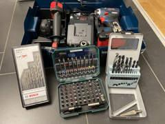 26936 Bosch Akkuschrauber, Bohrmaschine
