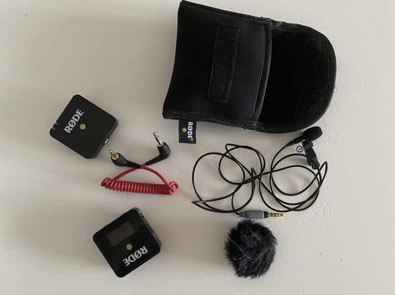 26953 Mikrofon Wireless GO