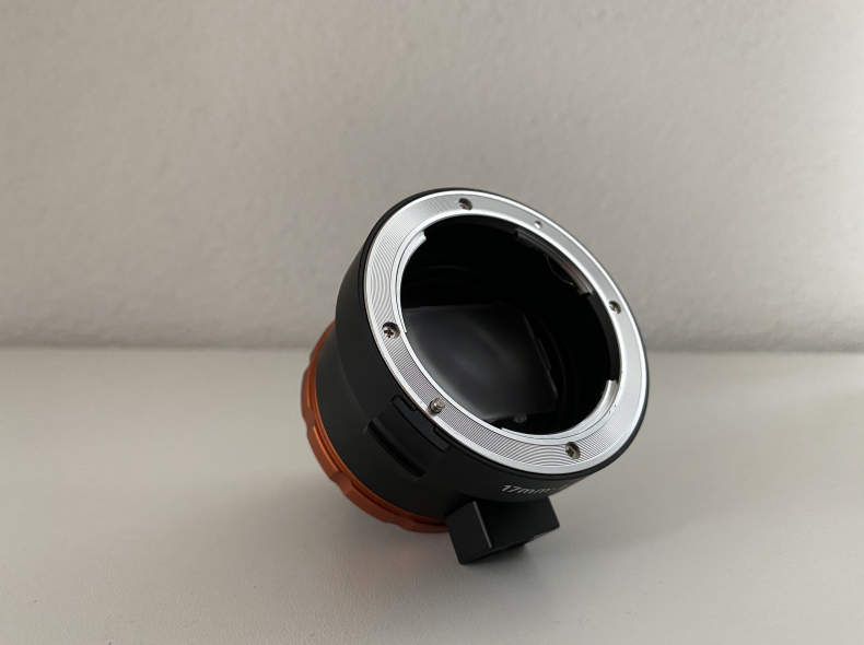 26940 ULANZI DOF Adapter mit Sony E-Mount