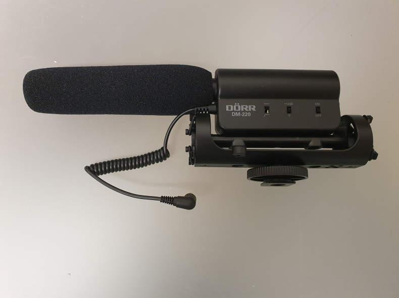 26994 Richtmikrofon (Dörr DM-220)