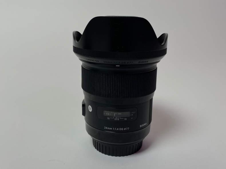 27030 Sigma 24mm F1.4 DG HSM ART (Canon)