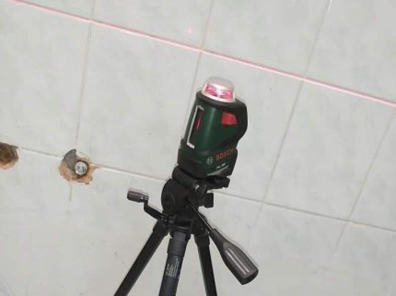 27056 Bosch PPL360 Nivellier Laser