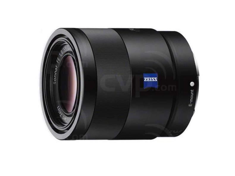 27077 Sony FE 55mm f/1.8 Zeiss (E-Mount)