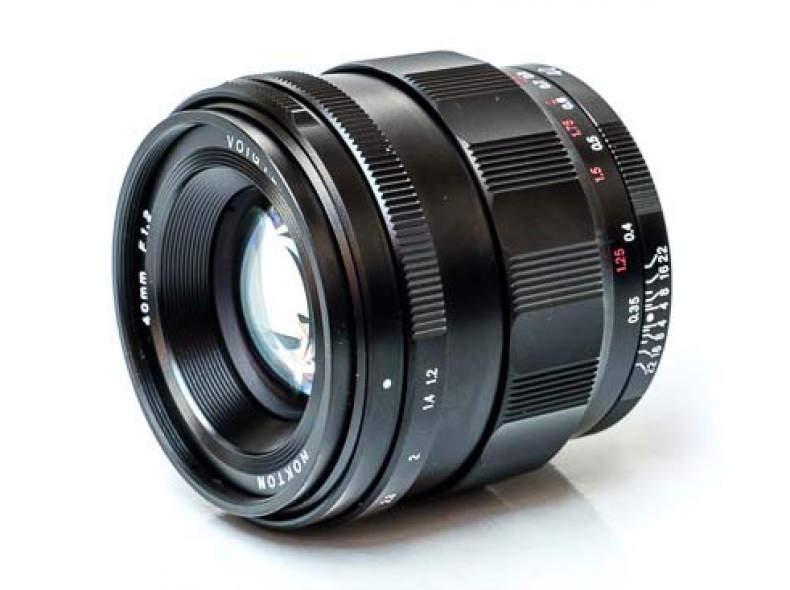 27080 Voigtländer 40 mm/1.2 Sony E-Mount