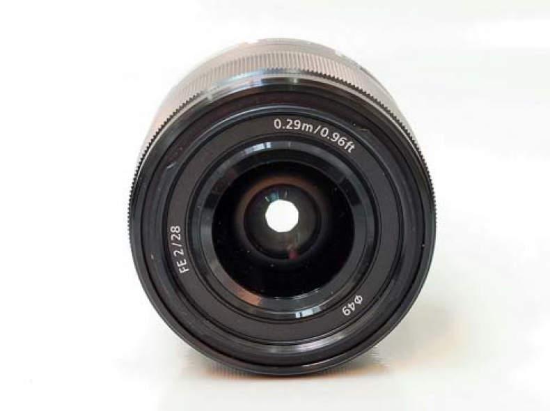 27084 Sony FE 28mm f/2, Full Fr. E-Mount