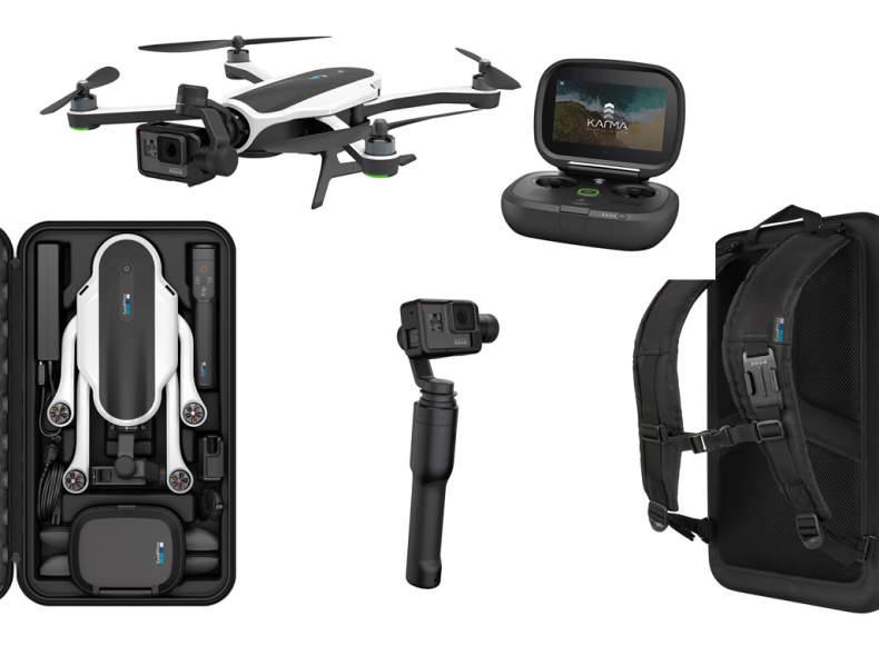 27098 Drohne Karma GoPro 6