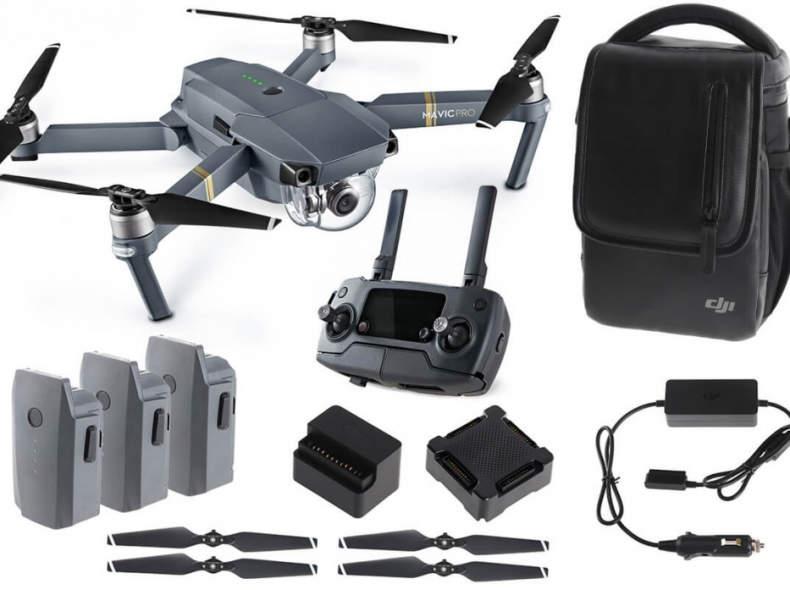 27137 Dji Mavic pro Drohne