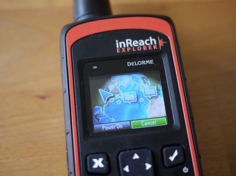 2853 InReach GPS Satellitenkommunikation