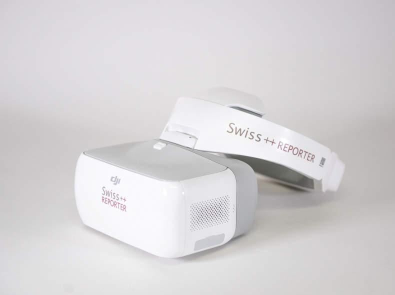 27255 FPV-Goggles für DJI-Drohnen, 2.4GHz