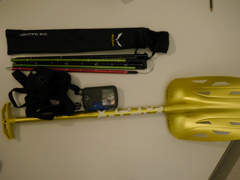 27425 Lawinenausrüstung Set