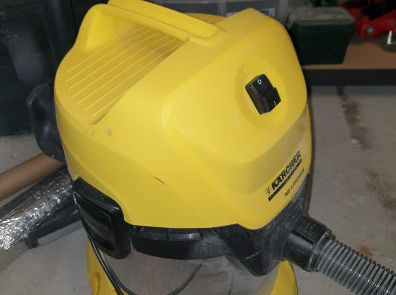 27475 Industriesauger WD 3 Premium