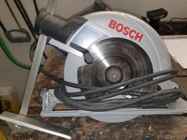 27476 Handkreissäge Bosch GKS 190
