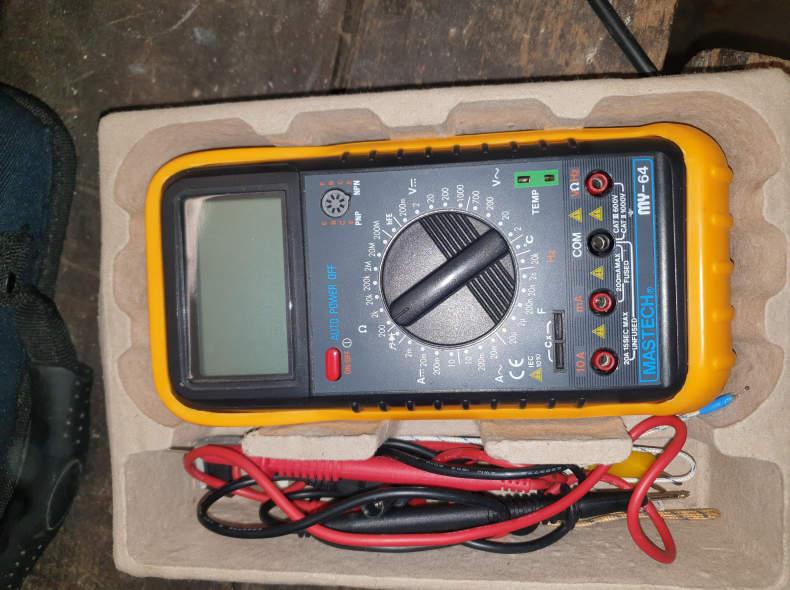 27478 Multimeter (Strom, Spannung usw.)