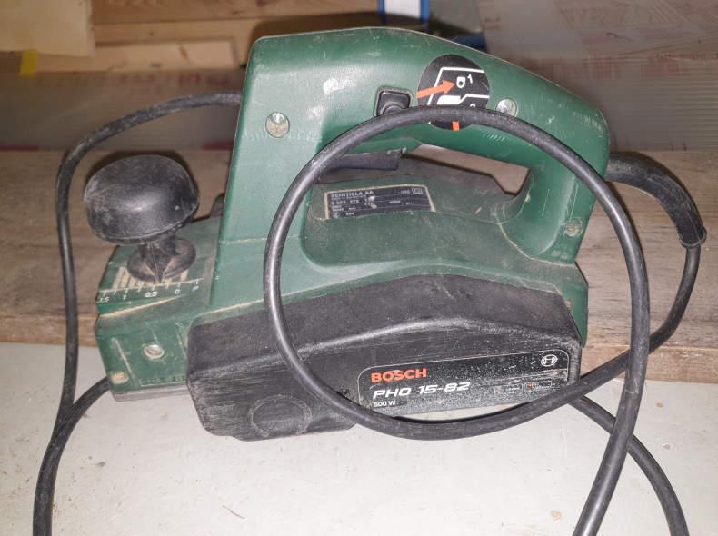 27482 Hobelmaschine (Handhobel) PHO 15-82