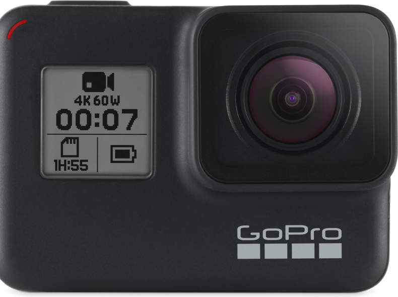27602 GoPro Hero 7 Black - Action Cam