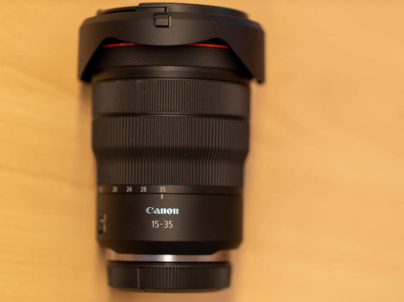 27615 Canon RF 15-35mm f/2.8 L IS USM