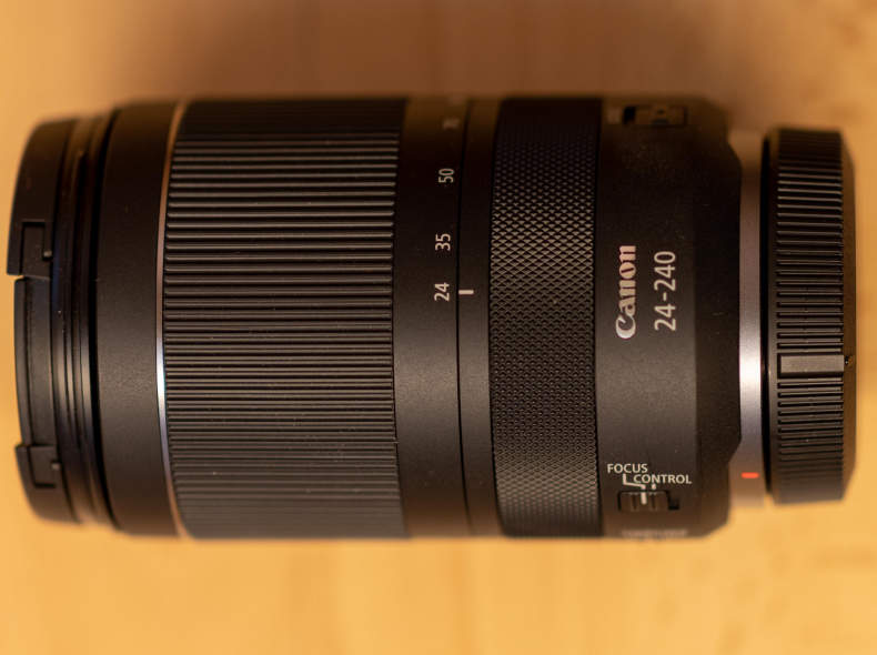27617 Canon RF 24-240mm f/4-6.3 IS USM