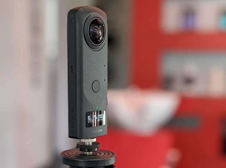 27700 360Grad Kamera Ricoh Theta Z1