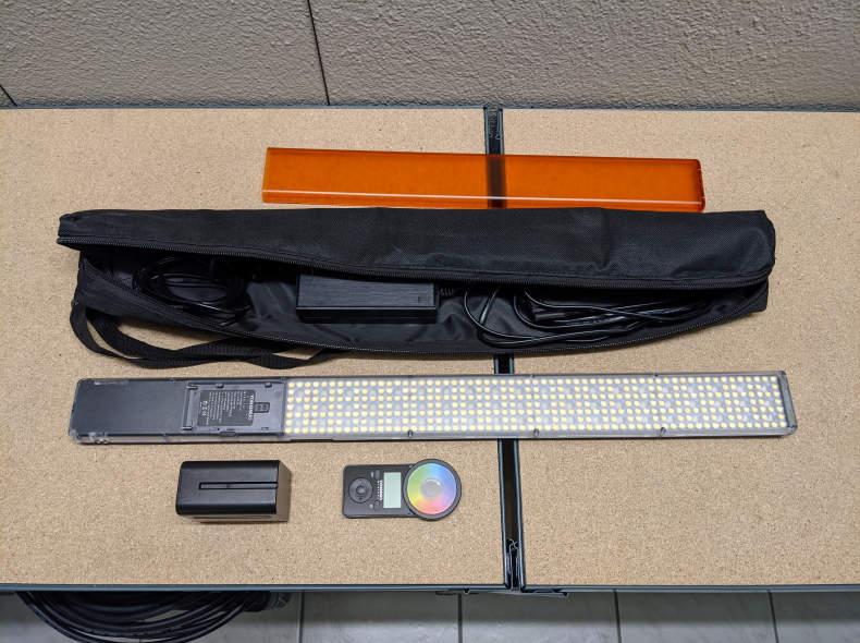 27710 Yongnuo LED YN-360-III 3200 - 5600K