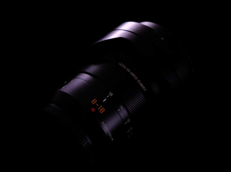 27741 Panasonic Leica 8-18mm F2.8-4