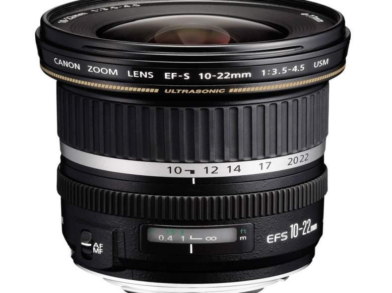 2912 Canon EF-S 10-22mm f/3.5-4.5 USM