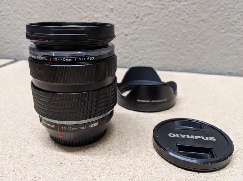 27778 Olympus 12-40mm Pro 2.8 Objektiv