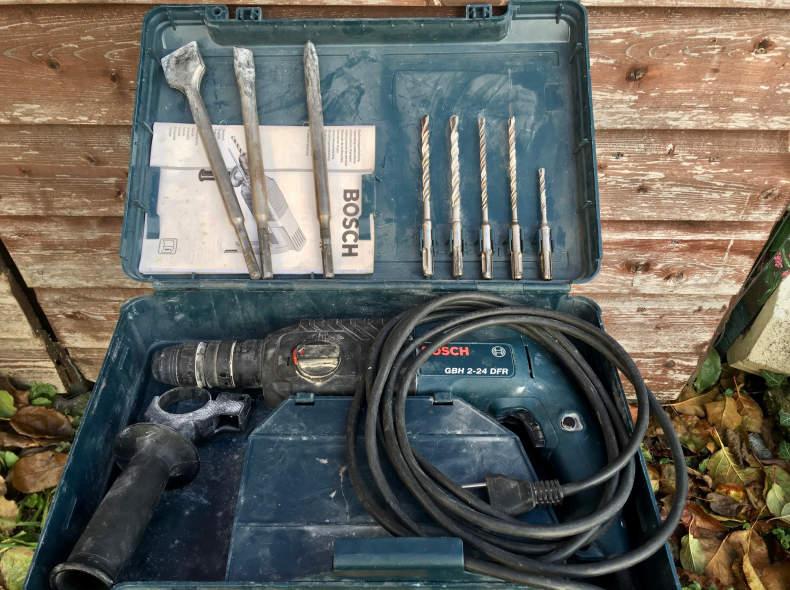 27787 Schlagbohrer/leichter Bohrhammer