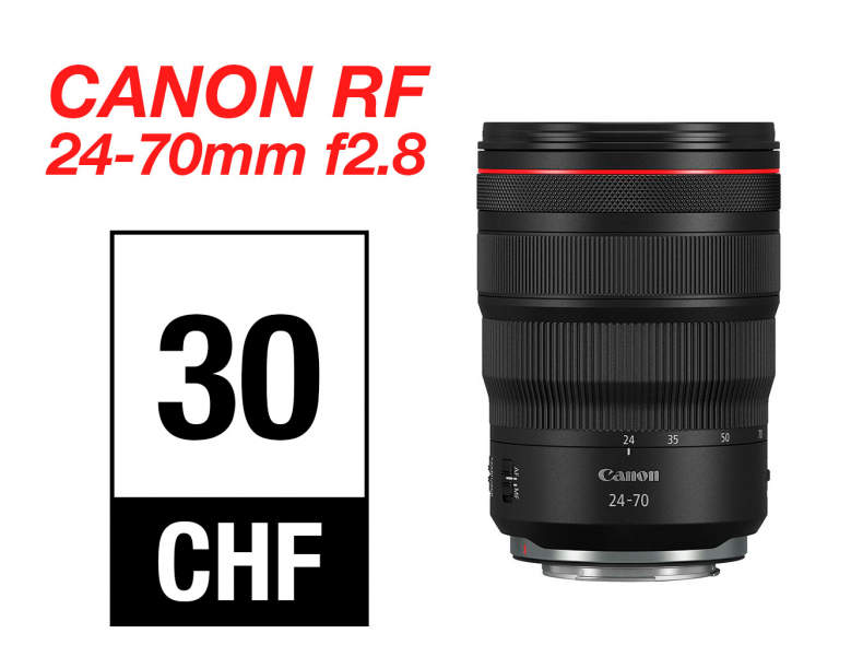 27805 Canon RF 24-70 F2.8L IS USM